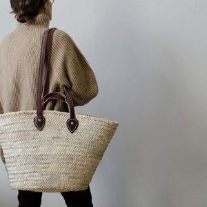 Handbags - Woven Market Bag